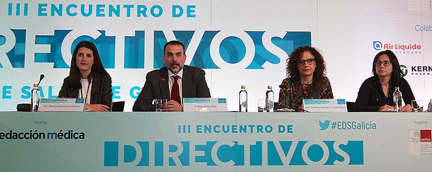 Palomanes Seoane, Aboal Viñas, González-Criado Mateo, Padrón Rodríguez,.