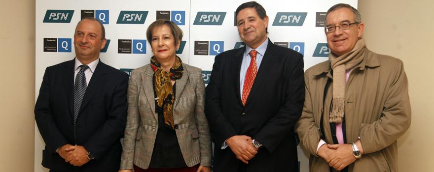 Fundaci n ad qualitatem reconoce la innovaci n sanitaria for Puerta k hospital clinico san carlos