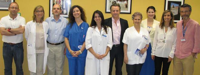 El hospital cl nico san carlos se implica en proyectos de for Puerta k hospital clinico san carlos
