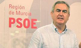 El PSRM se manifestará contra los recortes del PP murciano. Gonzalez_tovar(3)