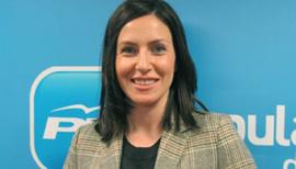 Laura Muñoz, portavoz del PP de Murcia. - laura_munoz(2)