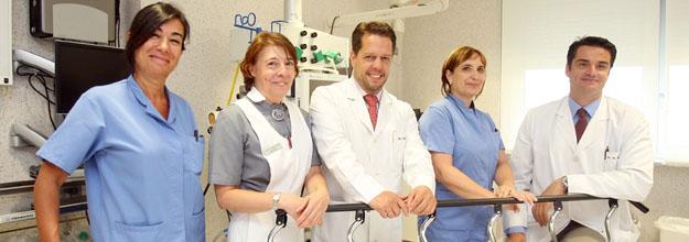 hospital bellvitge toracica: