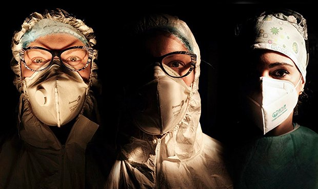 Retratos sanitarios Paolo