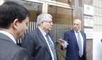 El Colegio de Enfermería de Murcia impide la entrada a la Junta de Edad