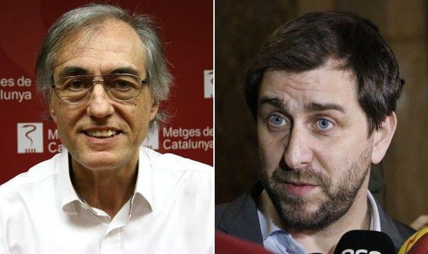 """Los médicos catalanes, sobre las listas de espera: """"No se han reducido"""""""