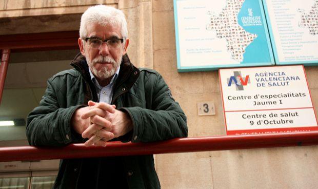"""""""Al Colegio de Médicos de Castellón la gente solo viene a comprar lotería"""""""