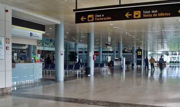 ¿Bienvenidos al aeropuerto Severo Ochoa-Asturias?