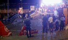 """""""Calma y profesionalidad"""" en la asistencia de heridos en O Marisquiño"""