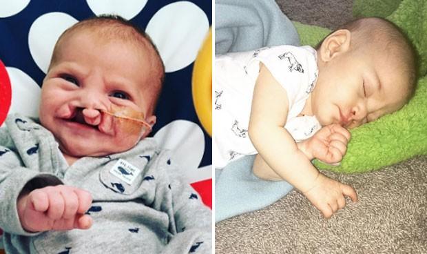 """'Cheque en blanco' a la vida de un paciente: """"Para su maravilloso bebé"""""""