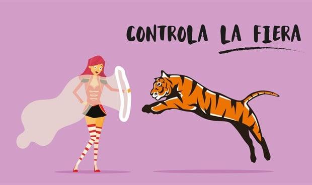 'Controla la fiera que llevas dentro', la campaña contra la ITS en carnaval
