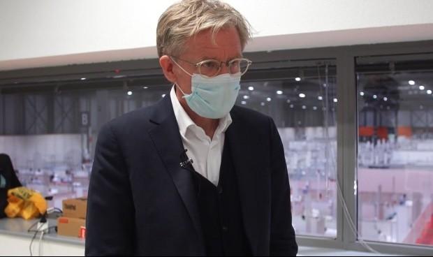 """Coronavirus: la OMS cubre de elogios al """"extraordinario"""" hospital de Ifema"""