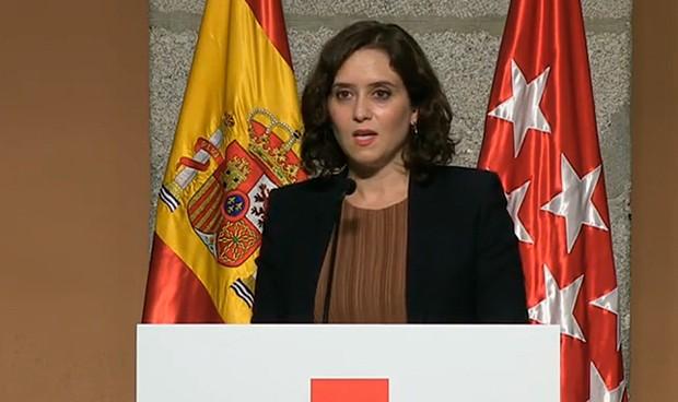 Covid-19: Madrid restringe entrada y salida en 37 áreas durante 14 días