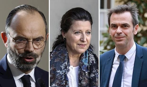 Covid-19: la Justicia investiga la gestión del Gobierno francés