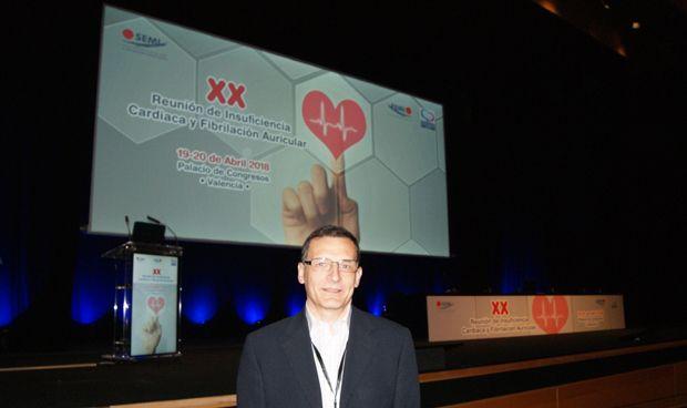 """""""El grupo de Insuficiencia Cardiaca ha sido un modelo para otros"""""""
