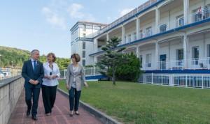 """""""El Hospital de Gorliz es grande en espíritu gracias a sus profesionales"""""""