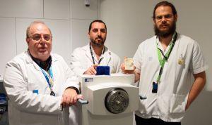 El Hospital del Mar, pionero en España en tratar el cáncer de piel con 3D