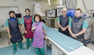 El Marañón, líder en Radiología Intervencionista con 100.000 pacientes