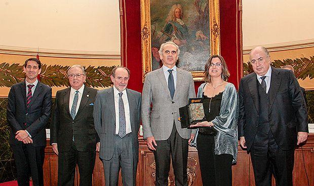 """""""El premio de Derecho Sanitario pone en valor la investigación jurídica"""""""