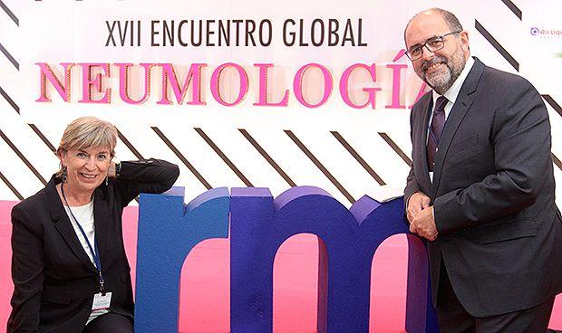 """""""El programa de Neumología se va a reeditar con una nueva memoria"""""""