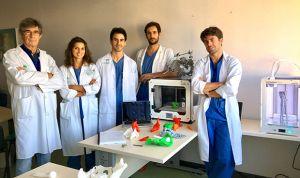 El Virgen del Rocío 'ensaya' sus cirugías de fractura grave con modelos 3D