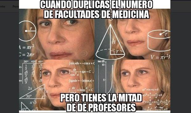 """""""En 2028 habrá más linces ibéricos que profesores de Medicina"""""""