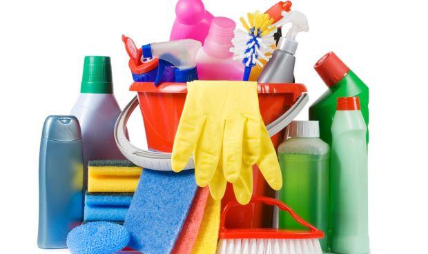 ¿Engordan los niños por culpa de los productos de limpieza?