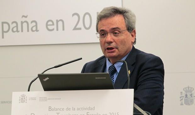 """""""España es el único país grande con un incremento continuo de la donación"""""""