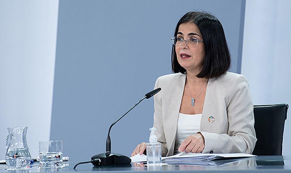 """""""España está preparada para inocular una tercera dosis de la vacuna Covid"""""""