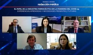 """""""España necesita una industria farmacéutica estable para derrotar al Covid"""""""