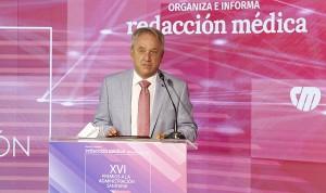 """""""Este premio es un reconocimiento para los 130.000 sanitarios andaluces"""""""