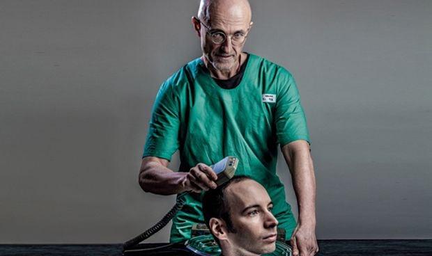 'Frankenstein' Canavero anuncia el primer trasplante de cabeza en humanos