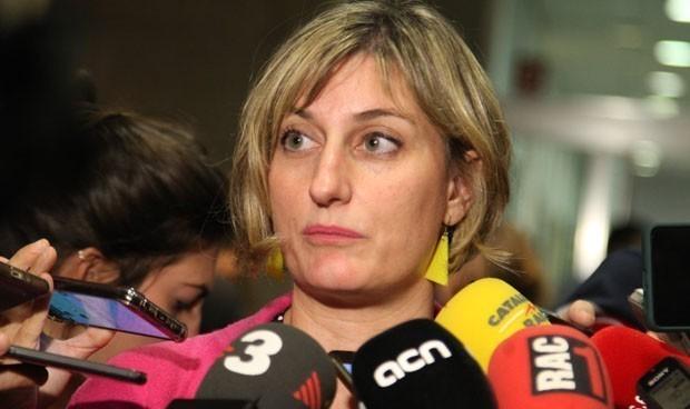 ¿Ha perdido Alba Vergés la confianza de Quim Torra?