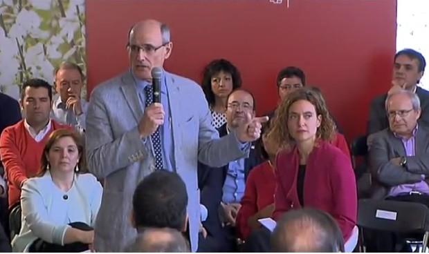 Bengoa se sitúa al frente del cambio sanitario que busca el PSOE