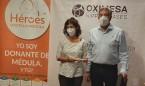 'Héroes hasta la médula' y Oximesa, juntos por la donación de médula