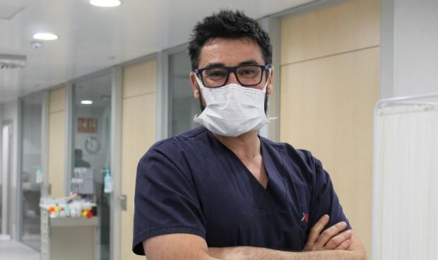 """""""Humanizar la asistencia a pacientes aislados ha sido nuestra prioridad"""""""