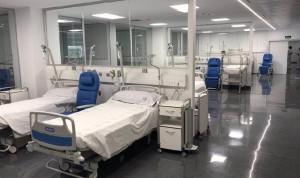 """""""Humanizar la sanidad no es pintar de 'colorinchis' una planta de hospital"""""""
