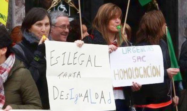 La Atención Continuada asturiana prepara huelga sanitaria para junio