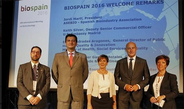 """""""La biotecnología española aguanta el pulso de la inestabilidad política"""""""