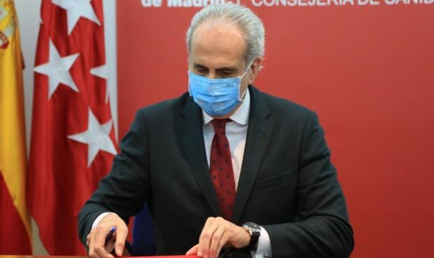 Madrid transformará el Zendal en un Centro de Cuidados Post Hospitalarios
