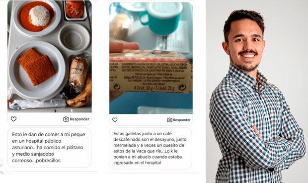 """""""La comida que se ofrece en los hospitales perjudica la salud"""""""