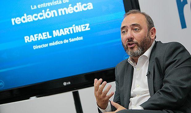 """""""La entrada del biosimilar es necesaria para sostener el sistema sanitario"""""""