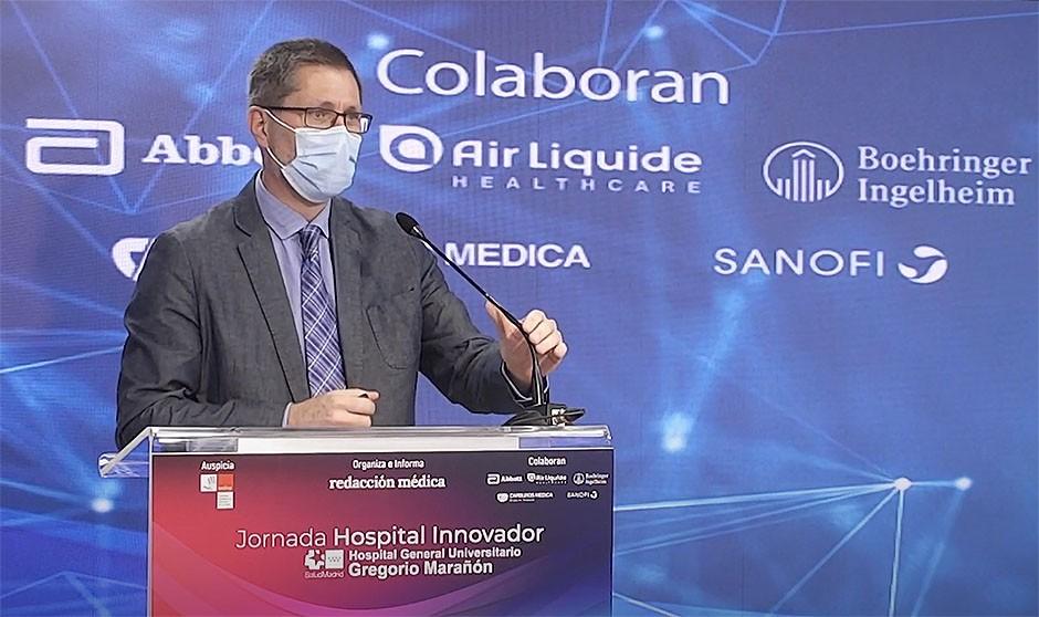 """""""La investigación del Marañón tiene éxito por llevar sus ideas al mercado"""""""