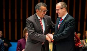 La OMS nombra al médico Hans Kluge director regional para Europa