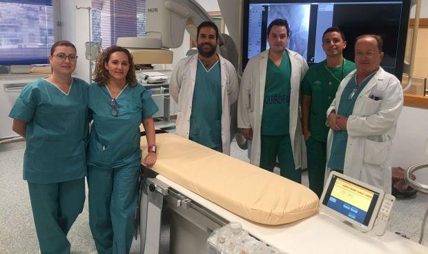 """""""La quimioembolización es un avance para los pacientes oncológicos"""""""