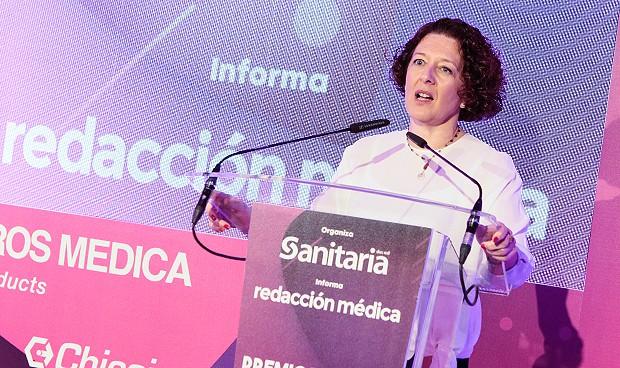 """""""La sanidad es la punta de lanza de la mujer para otras profesiones"""""""