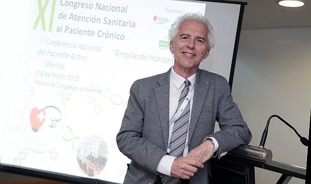 """""""La SEMI fomentará la presencia de mujeres internistas en sus actividades"""""""