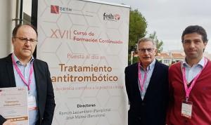 """""""Las autoridades no reconocen el beneficio de los anticoagulantes orales"""""""