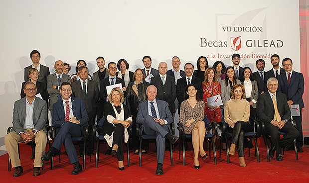 """""""Las becas Gilead son un compromiso con la investigación española"""""""