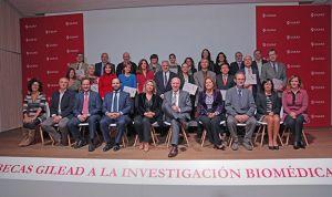 """""""Las becas Gilead son una apuesta por la investigación biomédica en España"""""""