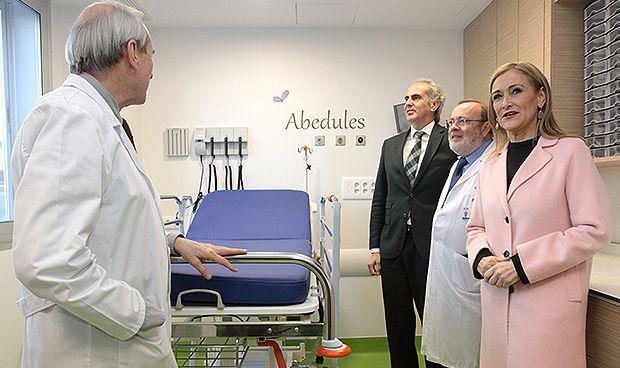 Las urgencias pediátricas de La Paz, ejemplo de la nueva sanidad madrileña